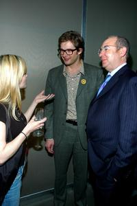 Barry Sonnenfeld, Bryan Fuller and guest at the after party for The New York Television Festival Premiere of ABCs