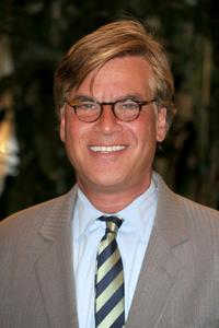 Aaron Sorkin at the Hollywood Foreign Press Association's Installation Luncheon.