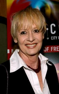 Penelope Spheeris at the 11th annual City Of Lights, City Of Angels French Film Festival.