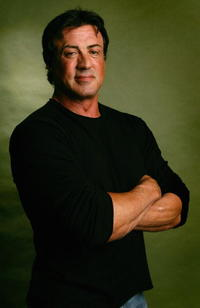 Sylvester Stallone poses for a portrait during the CineVegas Film Festival.