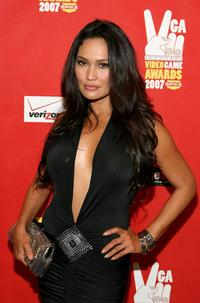Tia Carrere at the Spike TV's 2007