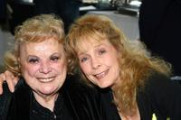 Rose Marie and Stella Stevens at the 2008 Backlot Film Festival Tribute to Carl Reiner.
