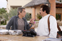 Ben Stiller and Carlos Mencia in