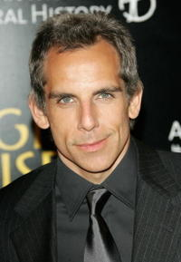 "Ben Stiller at the premiere of ""Night At The Museum"" in New York City."