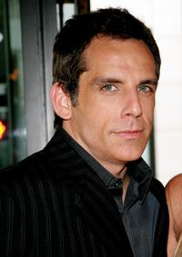 Ben Stiller at the party for the launch of publication