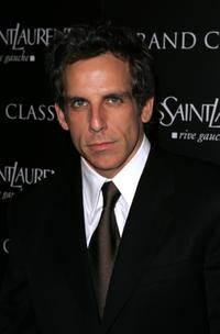Ben Stiller at the screening of