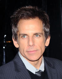 Ben Stiller at the New York premiere of