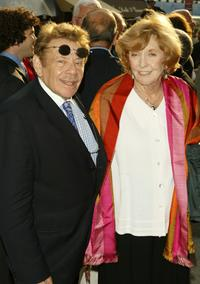 Jerry Stiller and Anne Meara at the opening night of