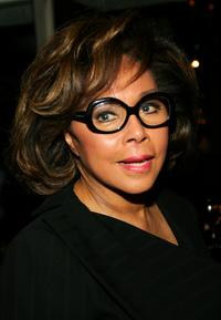 Diahann Carroll at the 2005 National Board of Review of Motion Pictures Awards reception.