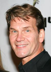 Patrick Swayze at the 2nd Annual Ocean Partners Awards Gala.