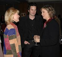 Henry Thomas, Anne Thompson and Dee Wallace at the Academy of Motion Picture Arts and Sciences screening of