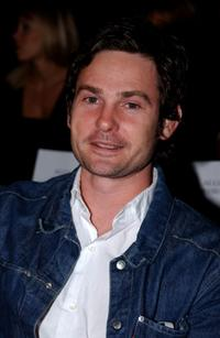 Henry Thomas at the Jenni Kayne Fashion Show during the Mercedes-Benz Shows LA 2004 Spring Collection.