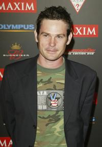 Henry Thomas at the Maxim