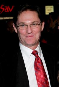 Richard Thomas at the opening night of