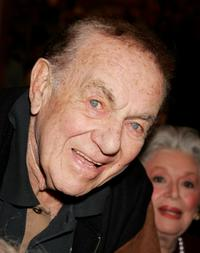 Jack Carter at the Los Angeles premiere book signing of Ben Alba's