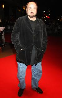James Toback at the premiere of