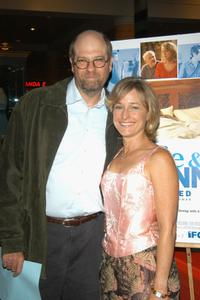 Stephen Tobolowsky and Lisa Chess at the Los Angeles premiere of