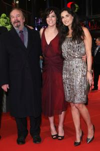 Rip Torn, Parker Posey and Demi Moore at the premiere of