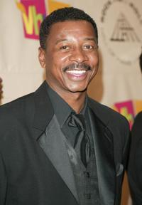 Robert Townsend arrives at the Rock & Roll Hall Of Fame 19th Annual Induction Dinner.