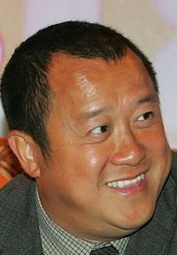 Eric Tsang at the 29th Hong Kong International Film Festival.