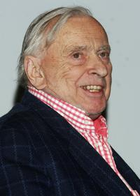 Author Gore Vidal at the closing night Gala of the