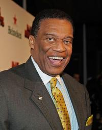 Bernie Casey at the Los Angeles premiere of