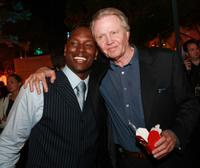 Jon Voight and Tyrese Gibson at the afterparty for premiere of Paramount Pictures