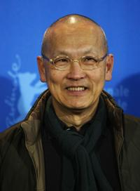 Wayne Wang at the 59th Berlin Film Festival.