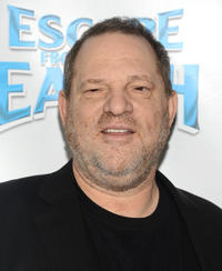 Executive producer Harvey Weinstein at the California premiere of