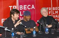 Seymour Cassel, Dylan McDermott and Danny Green at the Tribeca Film Festival for the film