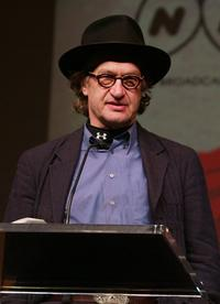 Wim Wenders at the 2006 Sundance Film Festival Award.