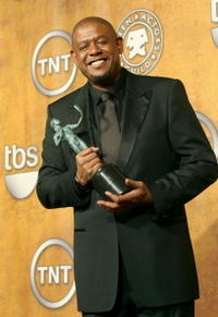 Forest Whitaker at the 13th Annual Screen Actors Guild Awards in Los Angeles, California.