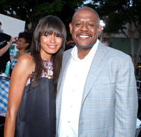 Forest Whitaker and wife Keisha Whitaker at the Los Angeles premiere of New Line Cinema's