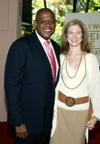 Forest Whitaker and Dawn Hudson at the 2007 HFPA Installation Luncheon held at the Beverly Hills Hotel.