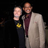 Director Jonathan Demme and Forest Whitaker at the after party of the New York premiere of