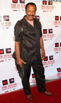 Fred Williamson at the premiere of