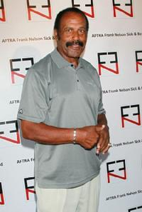 Fred Williamson at the AFTRA's Inaugural Frank Nelson Fund Celebrity Golf Classic.
