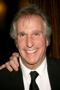 Henry Winkler at the 56th Annual ACE Eddie Awards.