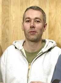 Adam Yauch at the taping of MTV's Direct Effect.