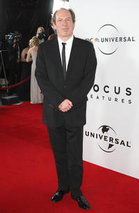 Hans Zimmer at the after party of NBC, Universal Pictures and Focus Features during the 66th Annual Golden Globe Awards.
