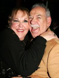 Mary Jo Catlett and Dominick Morra at the Actor's Fund S.T.A.G.E. Too Tribute: Hooray For Love celebrating the music of Harold Arlen.