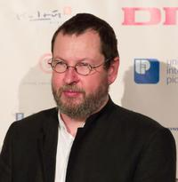 Lars von Trier at the European Film Awards 2008.