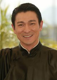 Andy Lau at the