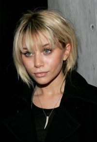 Ashley Olsen at the opening reception of