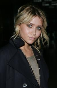 Ashley Olsen at the Musuem of Natural Historys Winter Dance Benefit