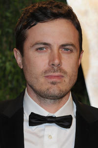 Casey Affleck at the 2013 Vanity Fair Oscar Party in West Hollywood.