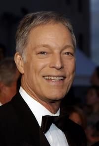 Richard Chamberlain at the ABC Television Network's 50th Anniversary Special at the Pantages Theatre.