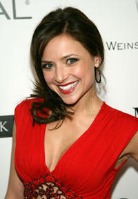 Christine Lakin at Weinstein Company's 2007 Golden Globes After Party in Beverly Hills.