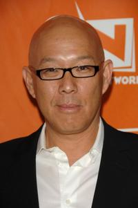Michael Paul Chan at the 2008 Summer TCA Tour Turner Party.