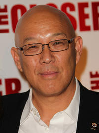 Michael Paul Chan at the Celebration of 100th Episode of